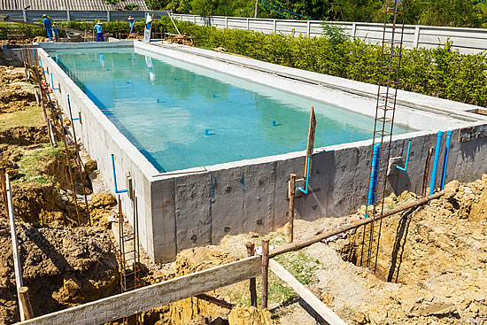 Swimming Pool Repairs Gallery